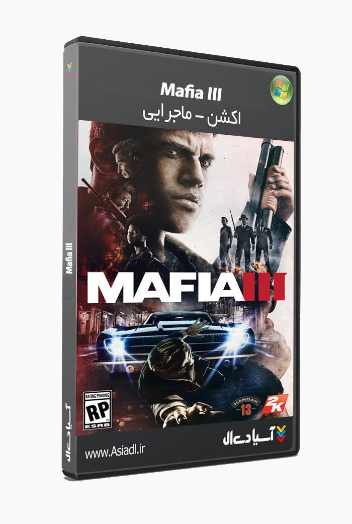دانلود کرک mafia 3